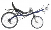 M5 Recumbent sponsor of the Central Asia Bike Ride