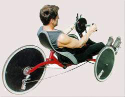 Handbike, an uncomparable product!