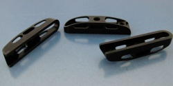 Brake shoe casings further optimized