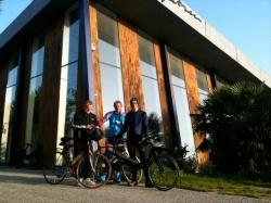 Het fietsen herontdekt door de M-Racer ligfiets