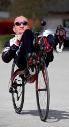 Mont-Ventoux, bergaf 107 km/u met de M5 Carbon High Racer